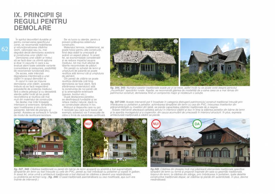 Pagina 64 - Zona Bran - Ghid de arhitectura pentru incadrarea in specificul local din mediul rural  ...