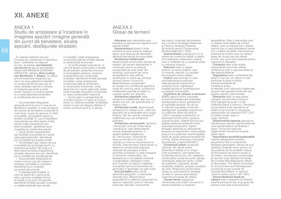 Pagina 68 - Zona Bran - Ghid de arhitectura pentru incadrarea in specificul local din mediul rural  ...
