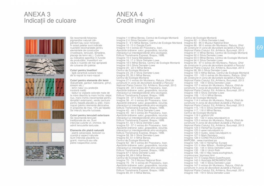 Pagina 71 - Zona Bran - Ghid de arhitectura pentru incadrarea in specificul local din mediul rural  ...