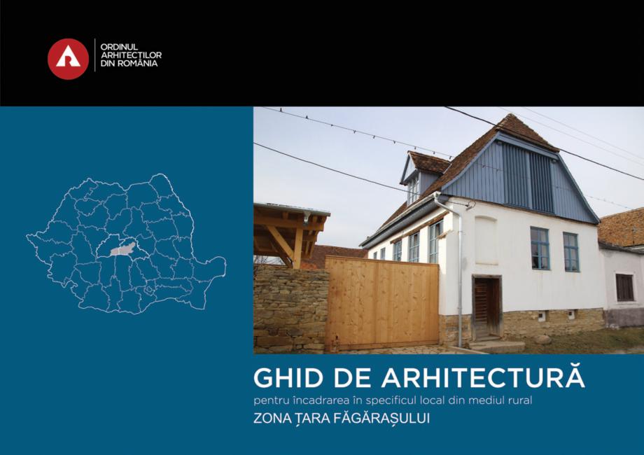 Pagina 1 - Zona Tara Fagarasului - Ghid de arhitectura pentru incadrarea in specificul local din...