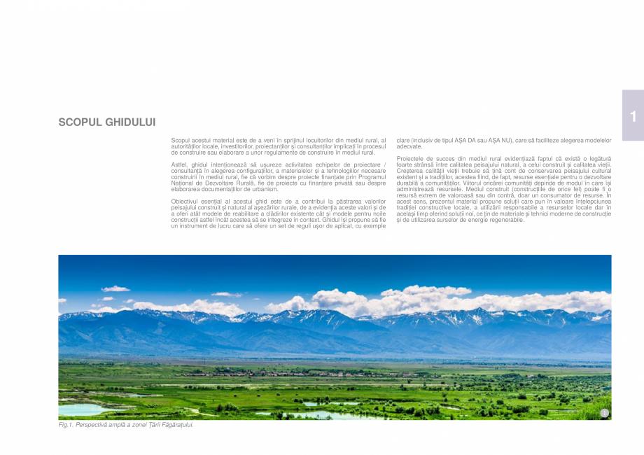 Pagina 3 - Zona Tara Fagarasului - Ghid de arhitectura pentru incadrarea in specificul local din...