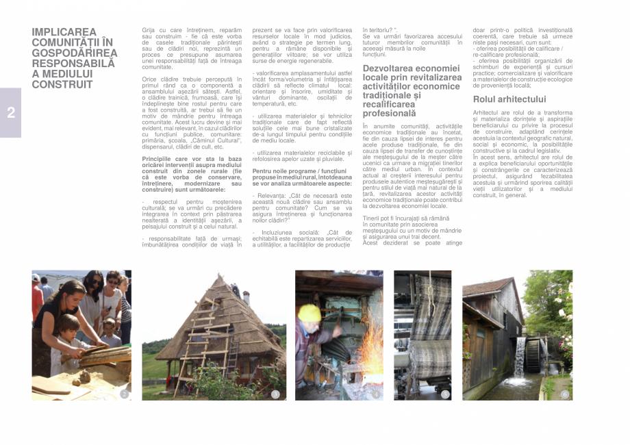 Pagina 4 - Zona Tara Fagarasului - Ghid de arhitectura pentru incadrarea in specificul local din...