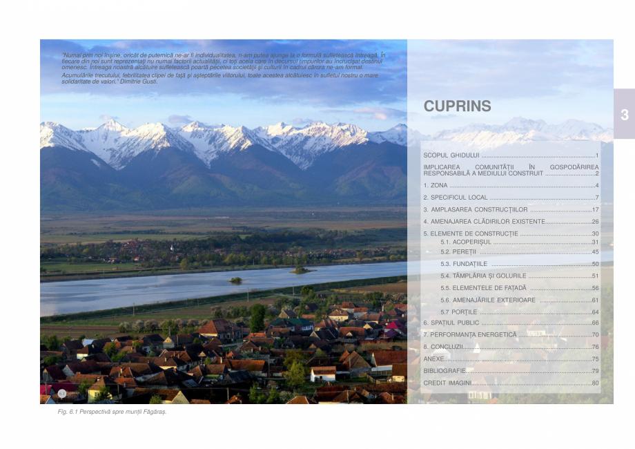 Pagina 5 - Zona Tara Fagarasului - Ghid de arhitectura pentru incadrarea in specificul local din...