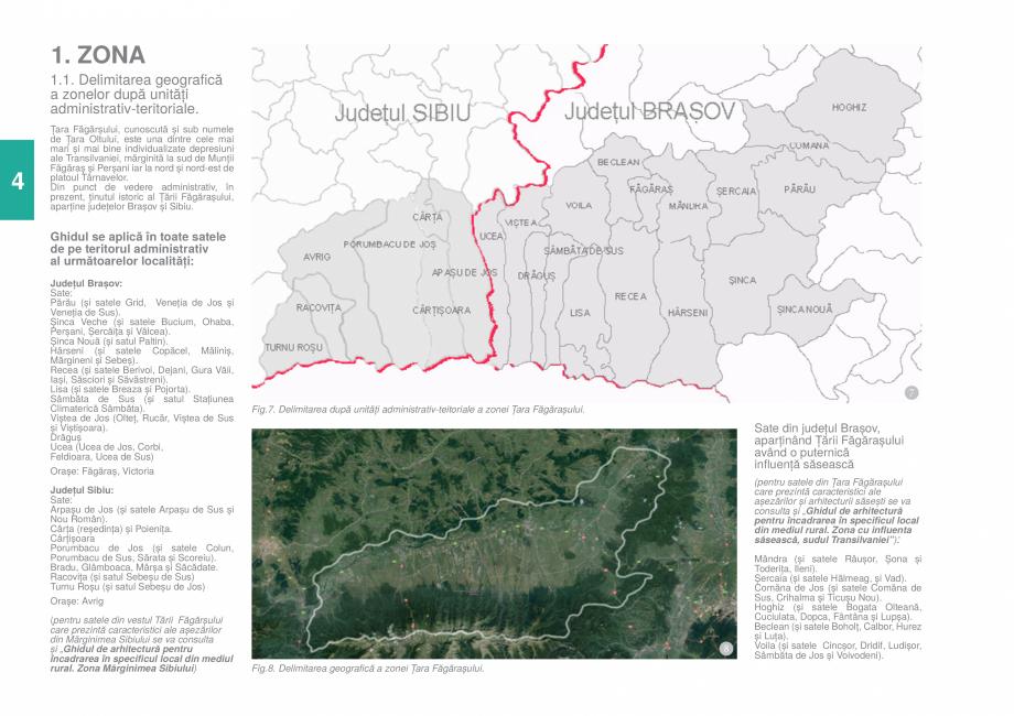 Pagina 6 - Zona Tara Fagarasului - Ghid de arhitectura pentru incadrarea in specificul local din...