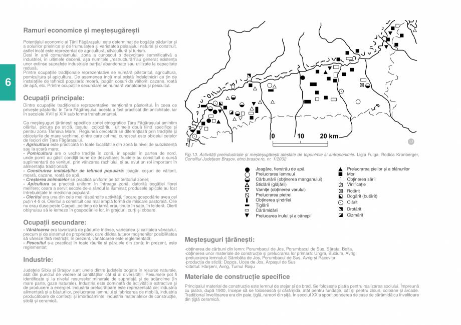 Pagina 8 - Zona Tara Fagarasului - Ghid de arhitectura pentru incadrarea in specificul local din...