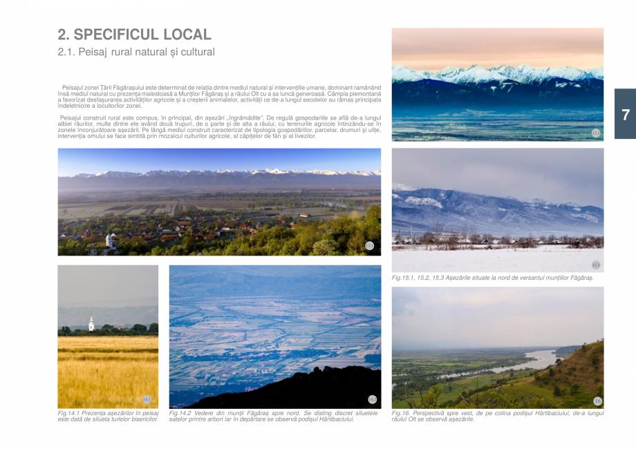 Pagina 9 - Zona Tara Fagarasului - Ghid de arhitectura pentru incadrarea in specificul local din...