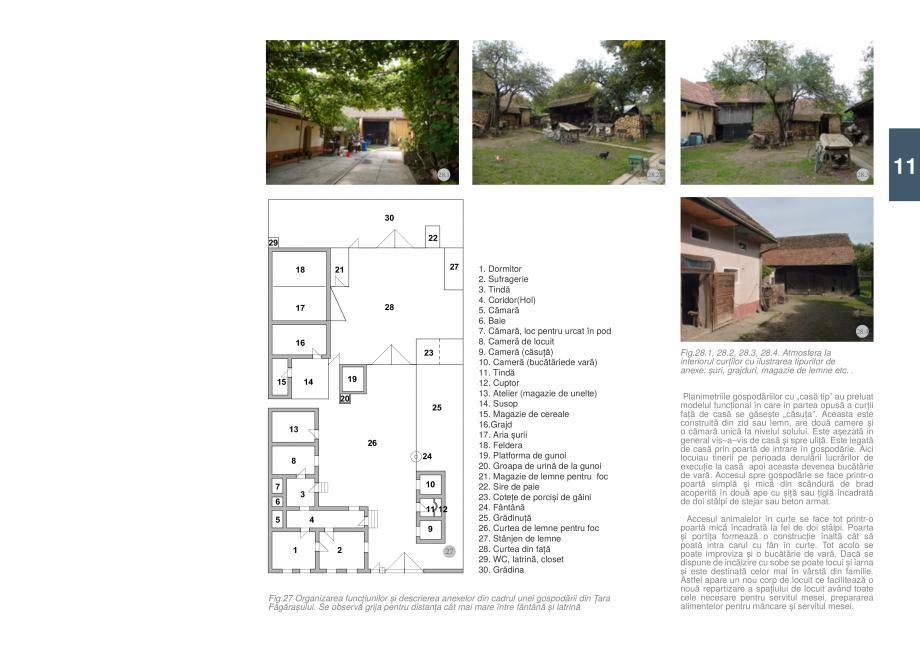Pagina 13 - Zona Tara Fagarasului - Ghid de arhitectura pentru incadrarea in specificul local din...
