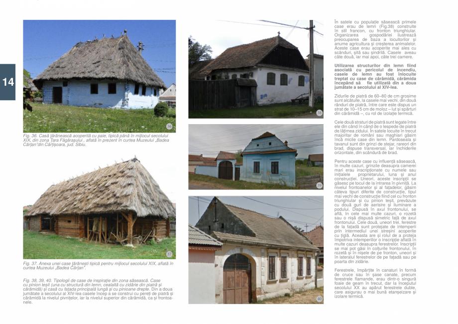 Pagina 16 - Zona Tara Fagarasului - Ghid de arhitectura pentru incadrarea in specificul local din...