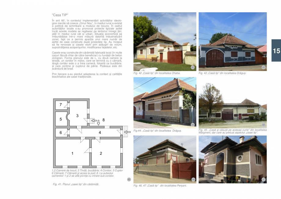 Pagina 17 - Zona Tara Fagarasului - Ghid de arhitectura pentru incadrarea in specificul local din...