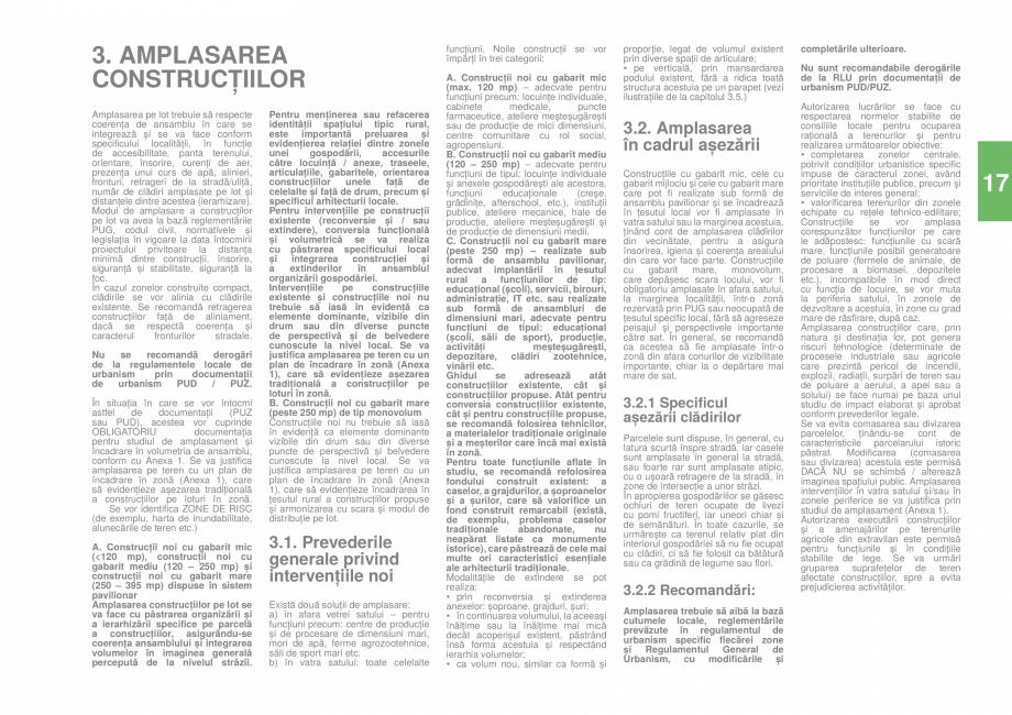 Pagina 19 - Zona Tara Fagarasului - Ghid de arhitectura pentru incadrarea in specificul local din...
