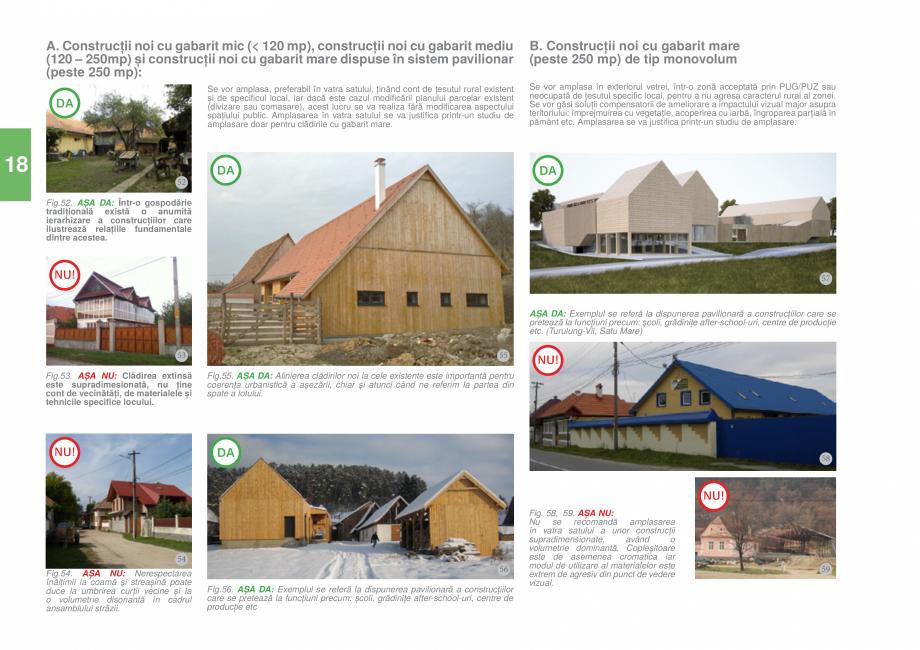 Pagina 20 - Zona Tara Fagarasului - Ghid de arhitectura pentru incadrarea in specificul local din...
