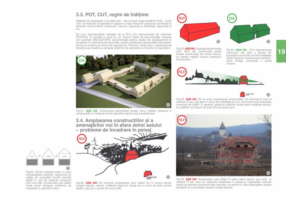 Pagina 21 - Zona Tara Fagarasului - Ghid de arhitectura pentru incadrarea in specificul local din...