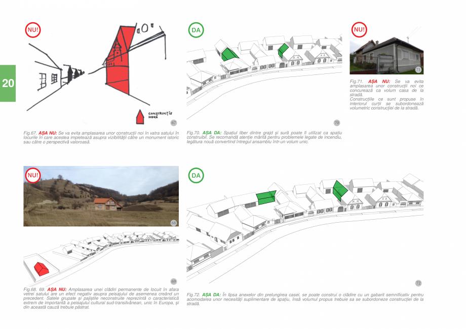 Pagina 22 - Zona Tara Fagarasului - Ghid de arhitectura pentru incadrarea in specificul local din...