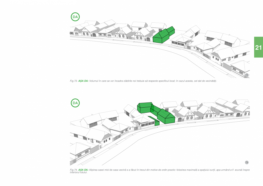 Pagina 23 - Zona Tara Fagarasului - Ghid de arhitectura pentru incadrarea in specificul local din...
