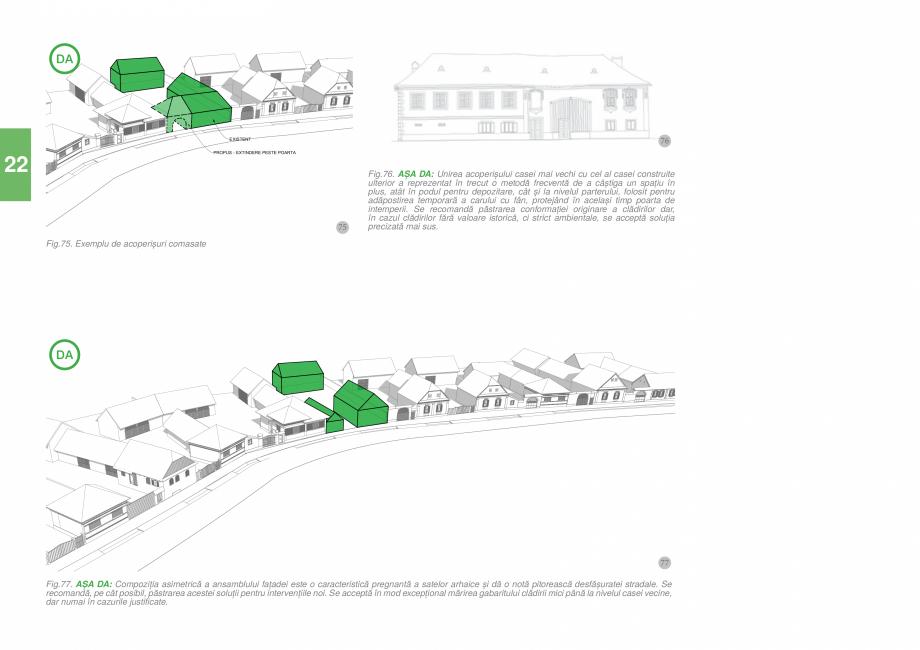 Pagina 24 - Zona Tara Fagarasului - Ghid de arhitectura pentru incadrarea in specificul local din...