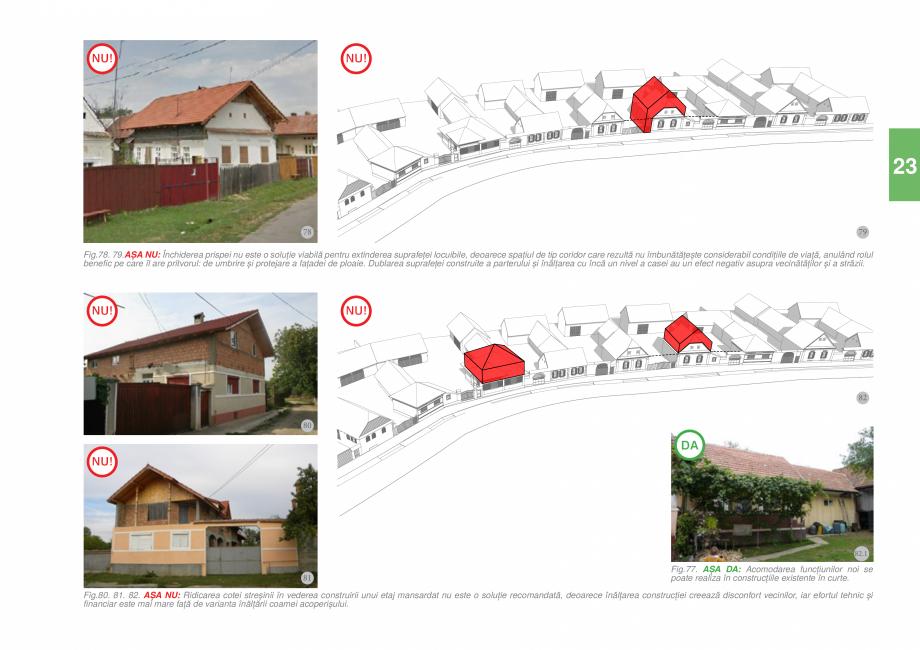 Pagina 25 - Zona Tara Fagarasului - Ghid de arhitectura pentru incadrarea in specificul local din...