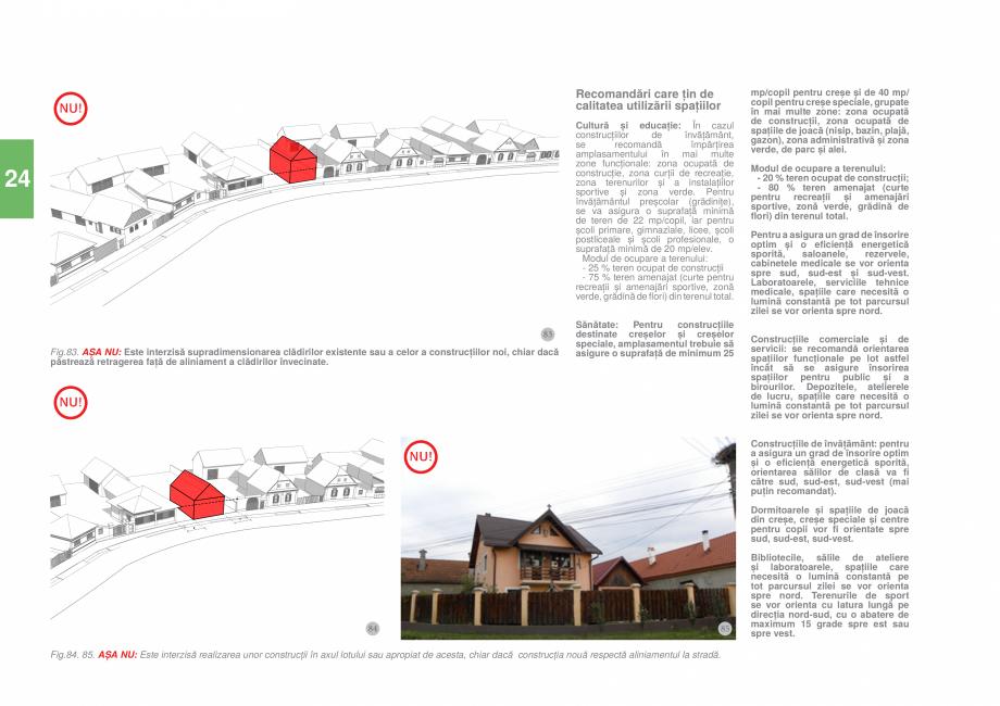 Pagina 26 - Zona Tara Fagarasului - Ghid de arhitectura pentru incadrarea in specificul local din...