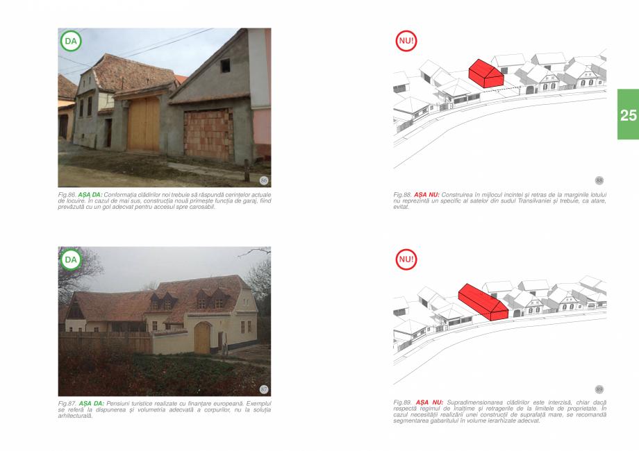 Pagina 27 - Zona Tara Fagarasului - Ghid de arhitectura pentru incadrarea in specificul local din...