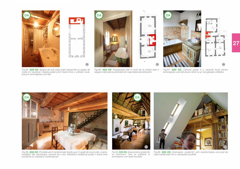 Pagina 29 - Zona Tara Fagarasului - Ghid de arhitectura pentru incadrarea in specificul local din...