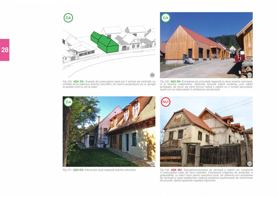 Pagina 30 - Zona Tara Fagarasului - Ghid de arhitectura pentru incadrarea in specificul local din...