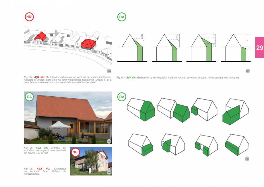Pagina 31 - Zona Tara Fagarasului - Ghid de arhitectura pentru incadrarea in specificul local din...