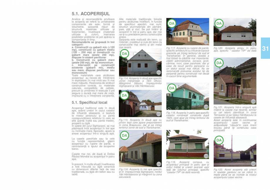 Pagina 33 - Zona Tara Fagarasului - Ghid de arhitectura pentru incadrarea in specificul local din...