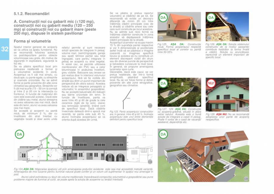 Pagina 34 - Zona Tara Fagarasului - Ghid de arhitectura pentru incadrarea in specificul local din...