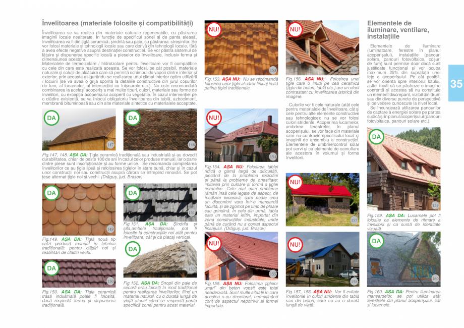 Pagina 37 - Zona Tara Fagarasului - Ghid de arhitectura pentru incadrarea in specificul local din...