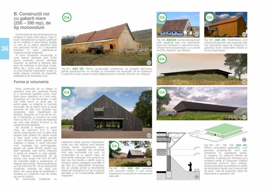 Pagina 38 - Zona Tara Fagarasului - Ghid de arhitectura pentru incadrarea in specificul local din...