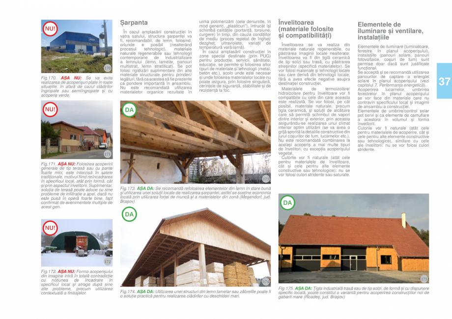 Pagina 39 - Zona Tara Fagarasului - Ghid de arhitectura pentru incadrarea in specificul local din...