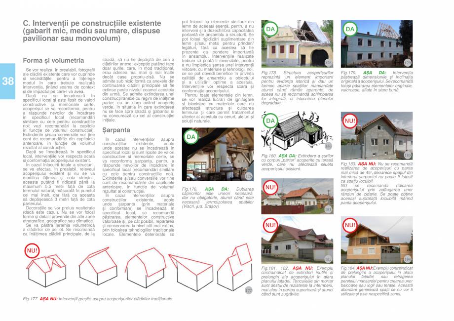 Pagina 40 - Zona Tara Fagarasului - Ghid de arhitectura pentru incadrarea in specificul local din...