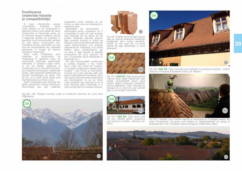 Pagina 41 - Zona Tara Fagarasului - Ghid de arhitectura pentru incadrarea in specificul local din...