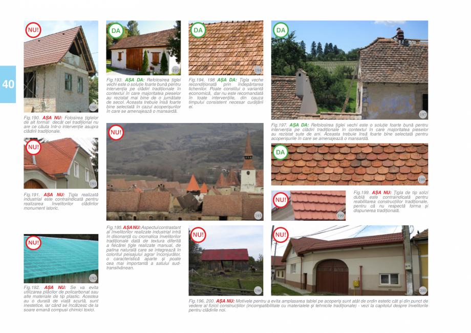 Pagina 42 - Zona Tara Fagarasului - Ghid de arhitectura pentru incadrarea in specificul local din...