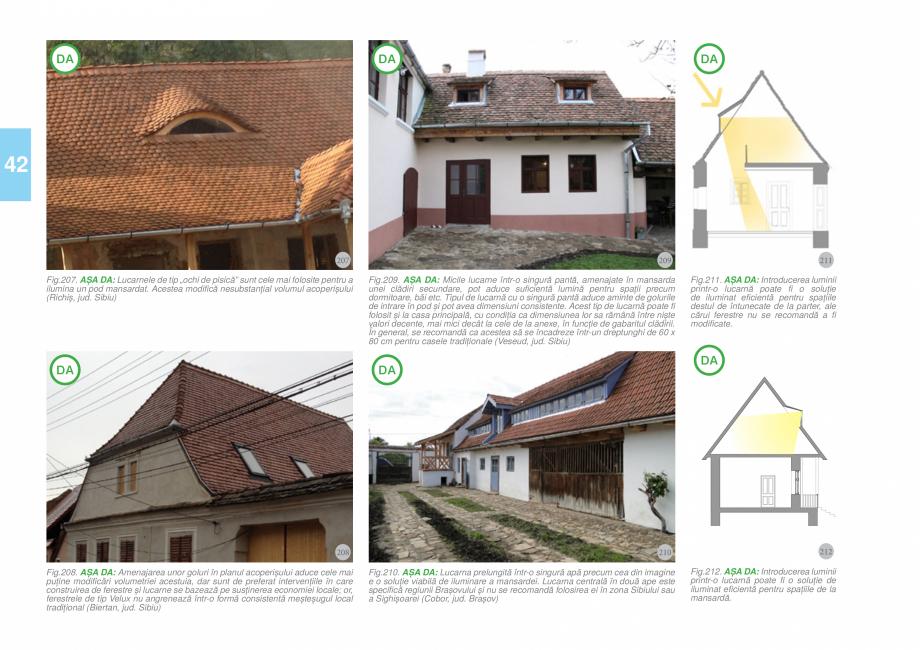 Pagina 44 - Zona Tara Fagarasului - Ghid de arhitectura pentru incadrarea in specificul local din...