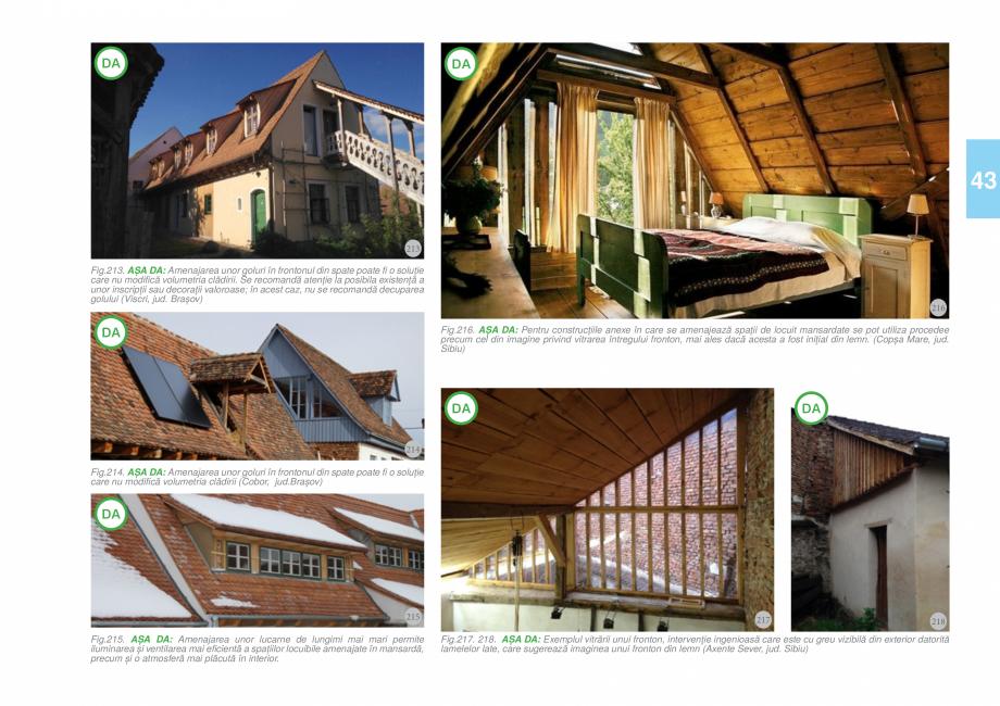 Pagina 45 - Zona Tara Fagarasului - Ghid de arhitectura pentru incadrarea in specificul local din...