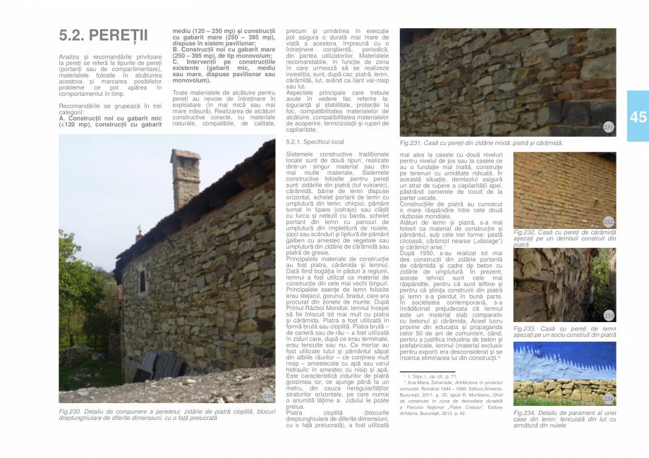 Pagina 47 - Zona Tara Fagarasului - Ghid de arhitectura pentru incadrarea in specificul local din...
