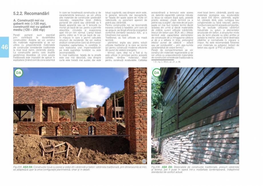Pagina 48 - Zona Tara Fagarasului - Ghid de arhitectura pentru incadrarea in specificul local din...