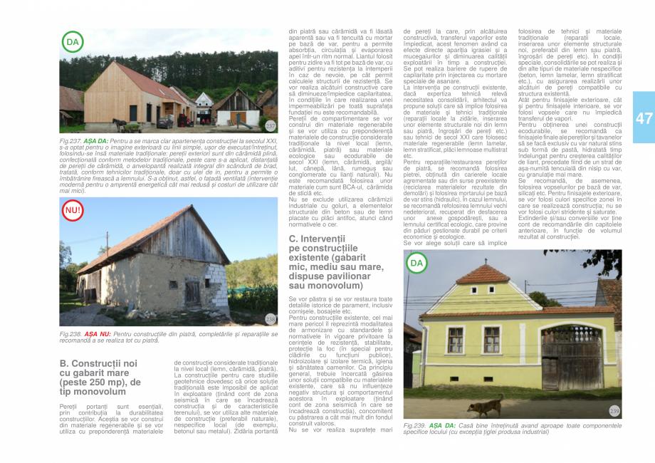 Pagina 49 - Zona Tara Fagarasului - Ghid de arhitectura pentru incadrarea in specificul local din...