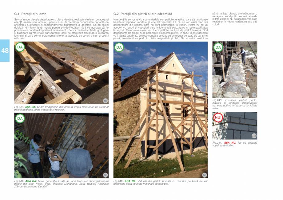 Pagina 50 - Zona Tara Fagarasului - Ghid de arhitectura pentru incadrarea in specificul local din...