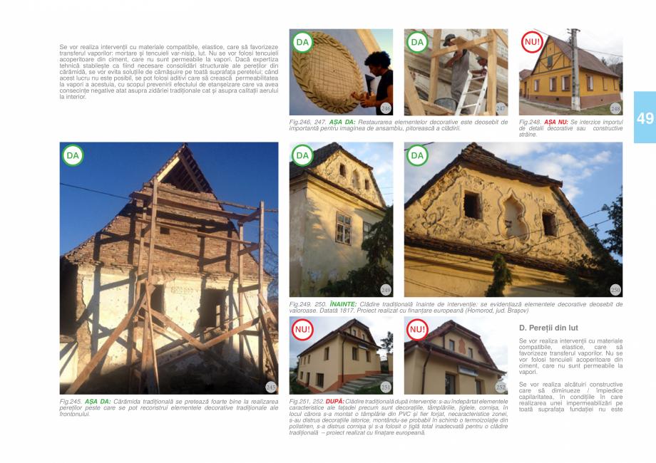 Pagina 51 - Zona Tara Fagarasului - Ghid de arhitectura pentru incadrarea in specificul local din...