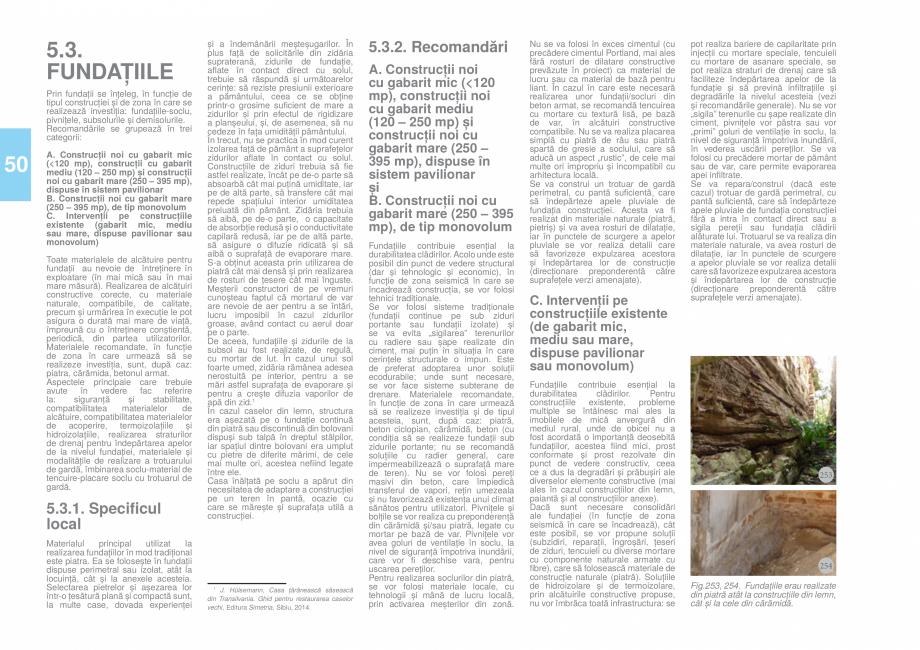 Pagina 52 - Zona Tara Fagarasului - Ghid de arhitectura pentru incadrarea in specificul local din...