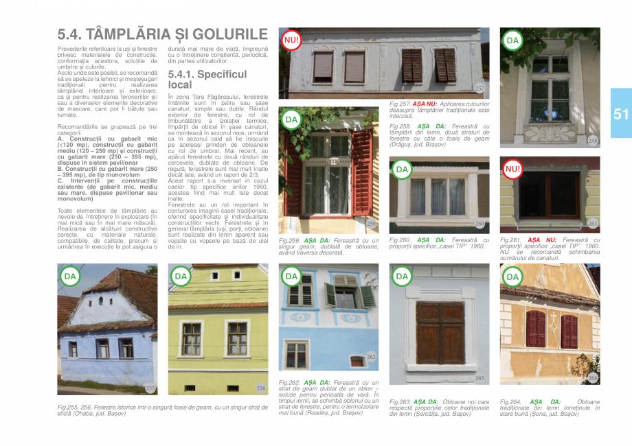 Pagina 53 - Zona Tara Fagarasului - Ghid de arhitectura pentru incadrarea in specificul local din...