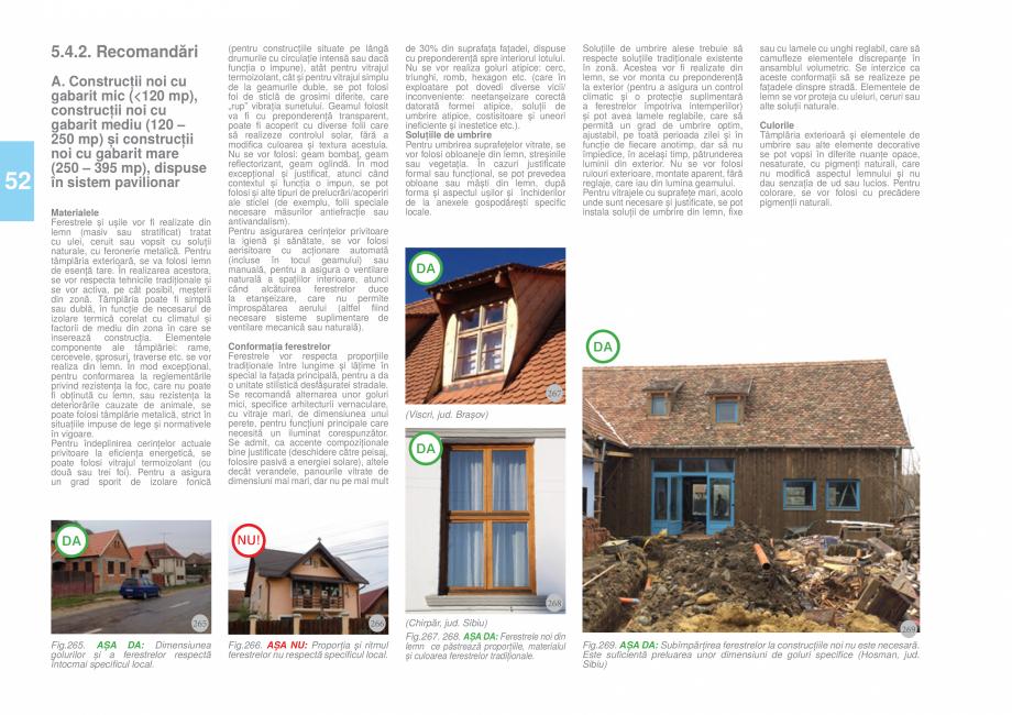 Pagina 54 - Zona Tara Fagarasului - Ghid de arhitectura pentru incadrarea in specificul local din...
