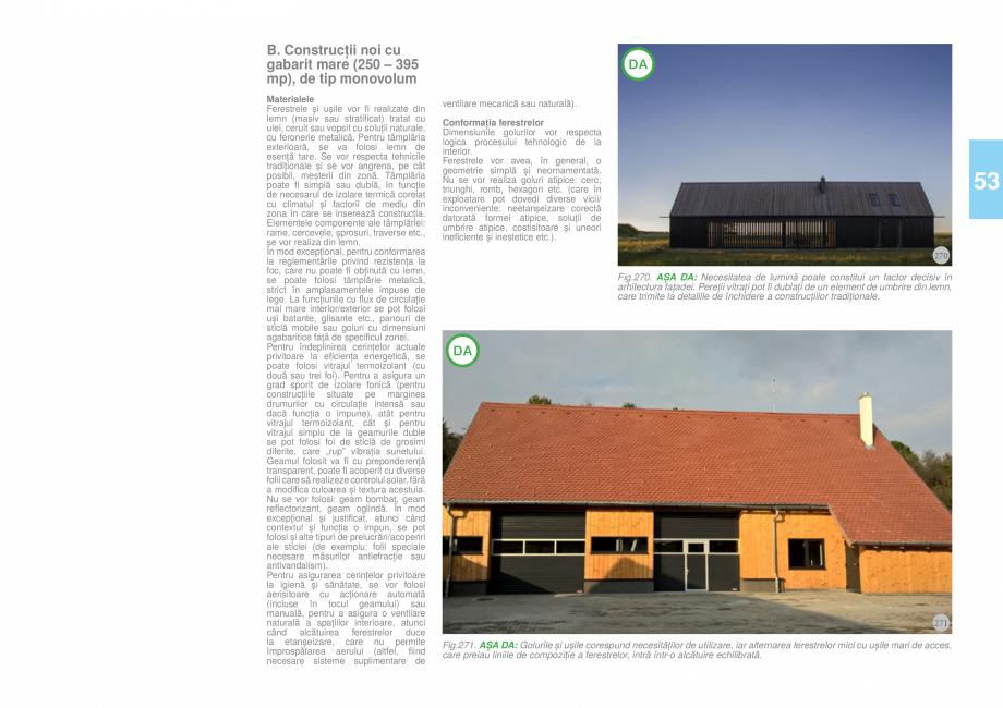 Pagina 55 - Zona Tara Fagarasului - Ghid de arhitectura pentru incadrarea in specificul local din...
