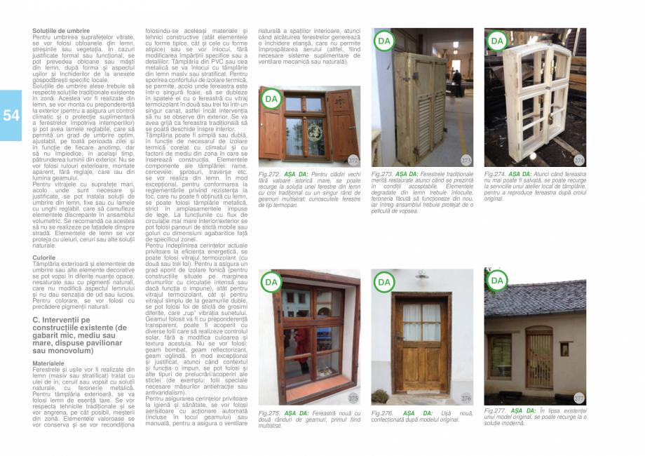 Pagina 56 - Zona Tara Fagarasului - Ghid de arhitectura pentru incadrarea in specificul local din...