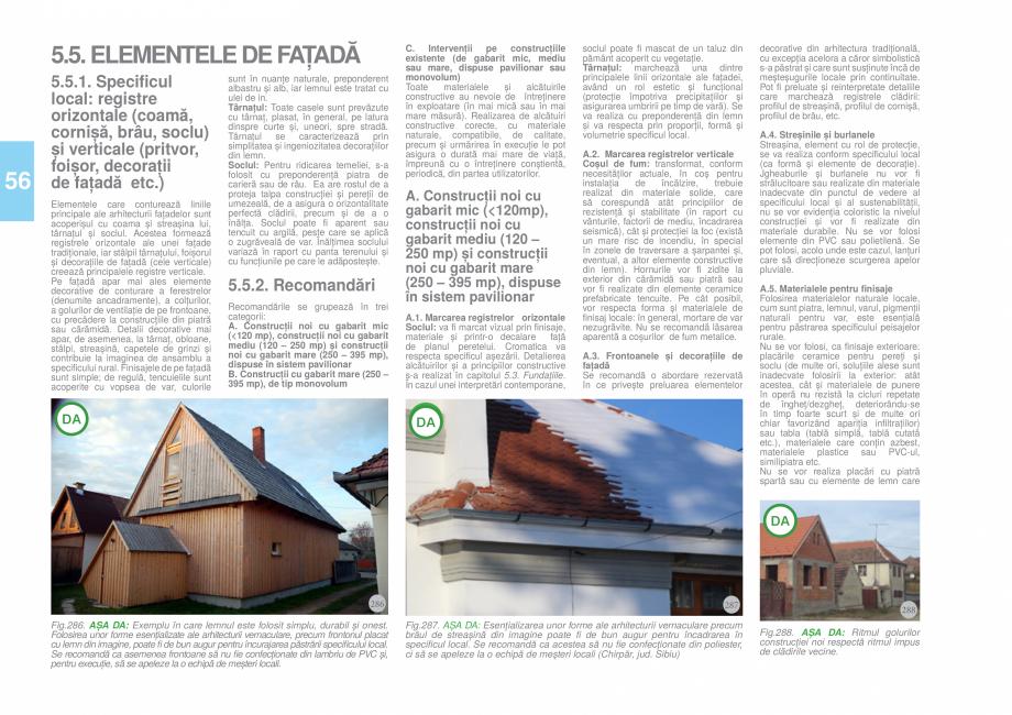 Pagina 58 - Zona Tara Fagarasului - Ghid de arhitectura pentru incadrarea in specificul local din...