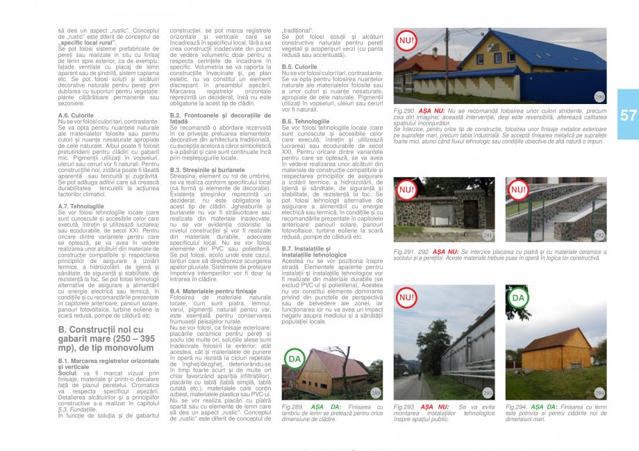 Pagina 59 - Zona Tara Fagarasului - Ghid de arhitectura pentru incadrarea in specificul local din...