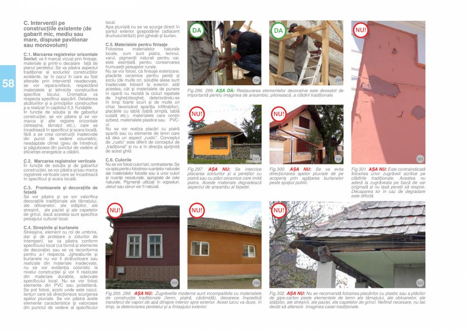 Pagina 60 - Zona Tara Fagarasului - Ghid de arhitectura pentru incadrarea in specificul local din...