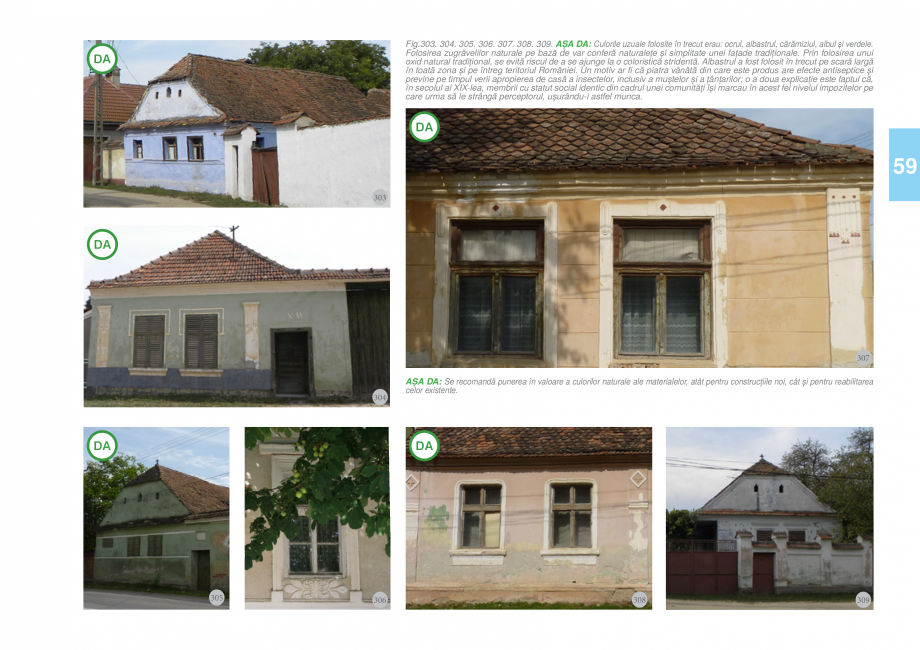 Pagina 61 - Zona Tara Fagarasului - Ghid de arhitectura pentru incadrarea in specificul local din...