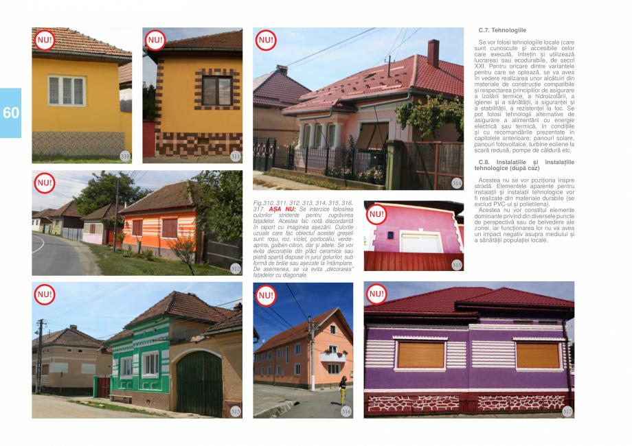 Pagina 62 - Zona Tara Fagarasului - Ghid de arhitectura pentru incadrarea in specificul local din...
